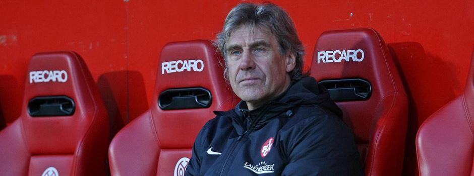 1. FC Kaiserslautern schmeißt Clublegende Gerry Ehrmann raus