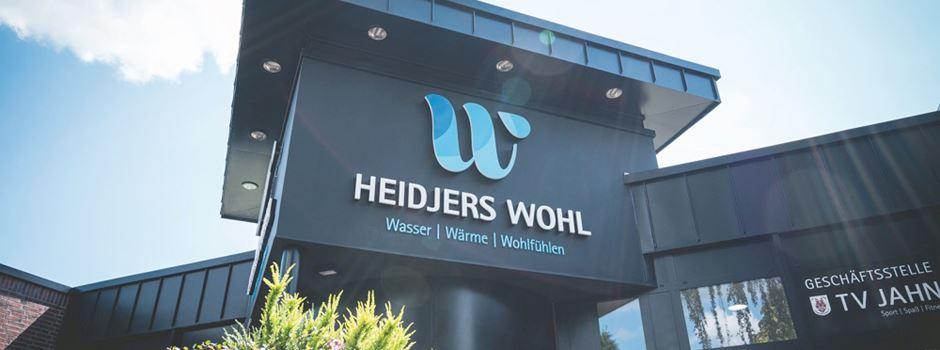 Heidjers Wohl erneut geschlossen