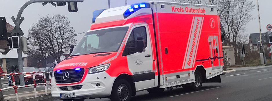 Zwei Schwerverletzte bei Verkehrsunfall