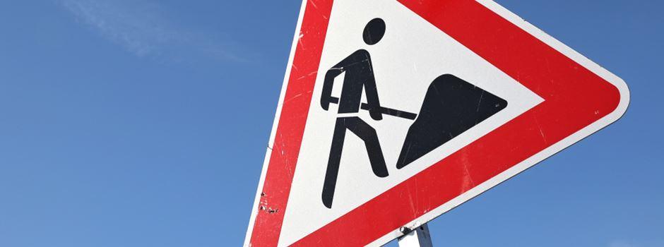 Wegen Gleisbauarbeiten: Sperrungen in der Hattenbergstraße