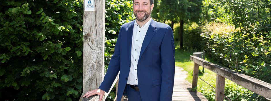 Bürgermeisterwahl: Kandidat Marco Diethelm