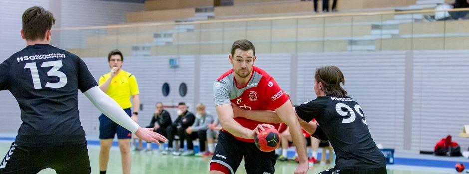 HSG Kaiserslautern im Pokal - Viertelfinale