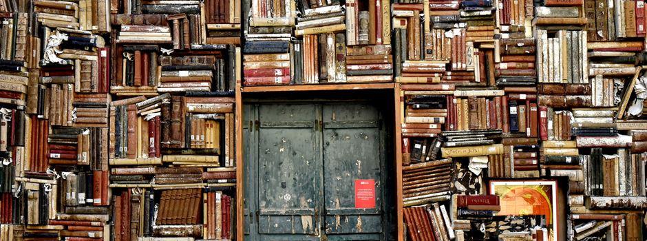 Ausgesetzte Bücher in Augsburg warten auf euch