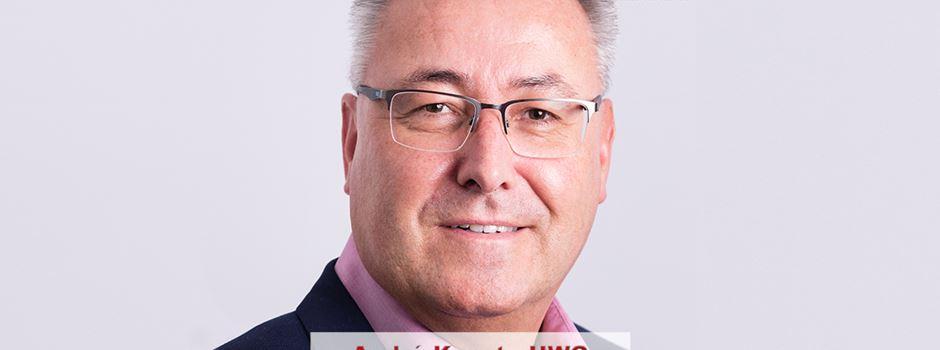 UWG: André Kunst als Bürgermeisterkandidat für Kommunalwahl 2020 aufgestellt