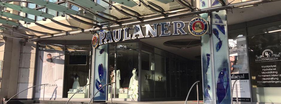 Paulaner in der Wilhelmstraße schließt für immer