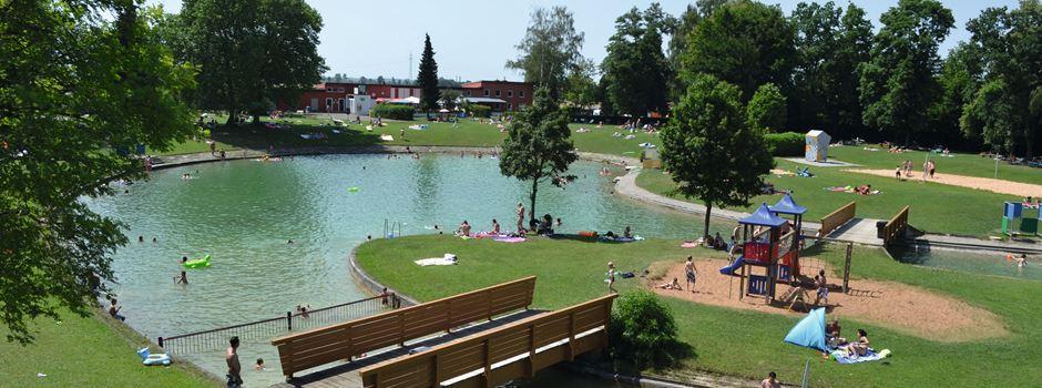 Sommer, Sonne, Badespaß: Freibäder in Augsburg