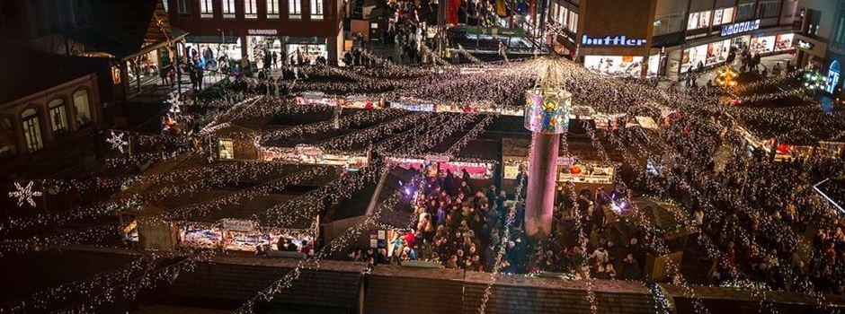 Wann die Weihnachtsbeleuchtung in Mainz angeht