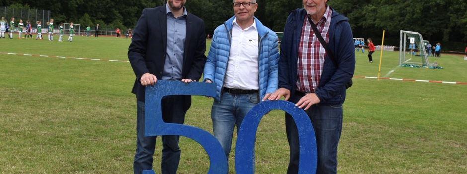 50 Jahre Waldstadion des Herzebrocker SV