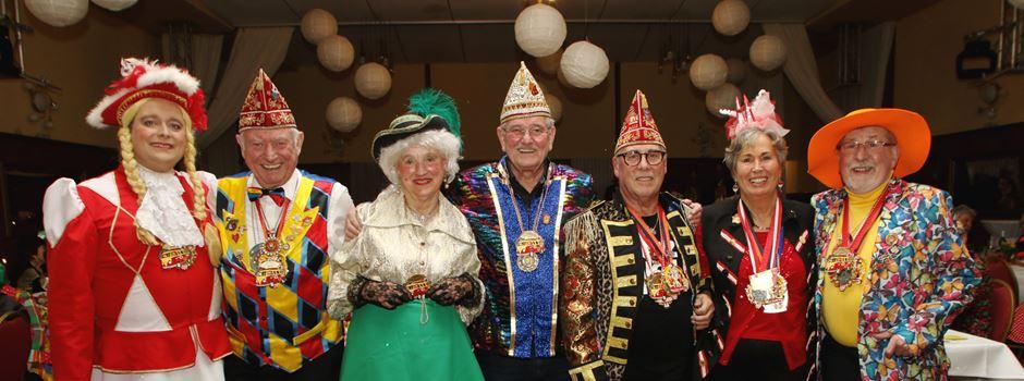 Gemütlicher karnevalistischer Abend mit dem Theaterverein Rheidt