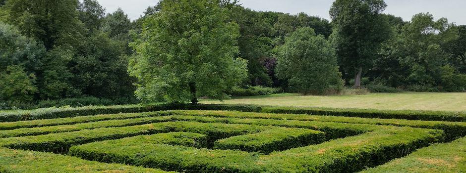 Irrgärten, Labyrinthe und Co. - 5 spektakuläre Locations