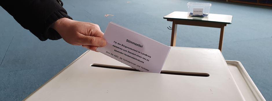 """Bürgerentscheid: Mehrheit """"sagt"""" Nein"""