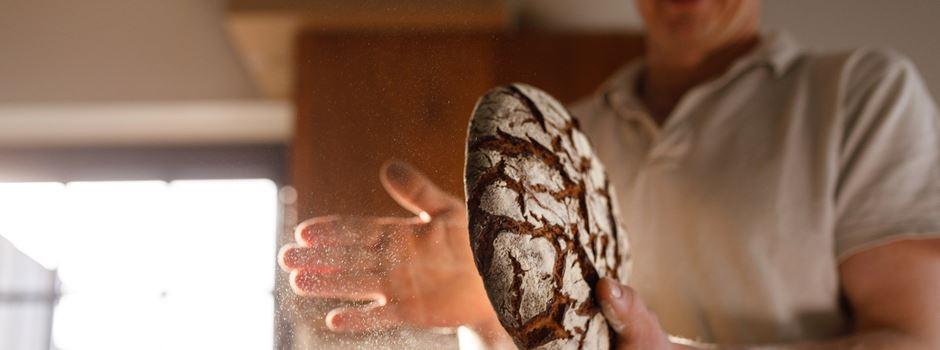 Bäcker ab dem 18. Mai auf dem Weedplatz in Schwabsburg