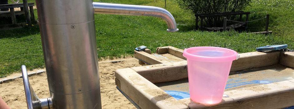 Bekommt Wiesbaden einen Wasserspielplatz?