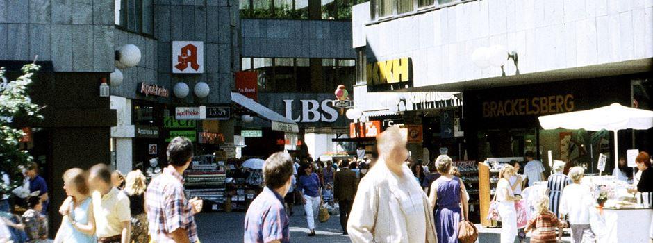 So sah Mainz in den 90ern aus