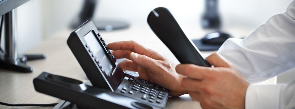 Massive Störung im Telefonnetz