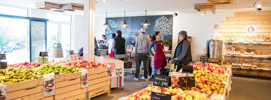 Hofläden in Mainz: Hier könnt ihr direkt beim Erzeuger einkaufen