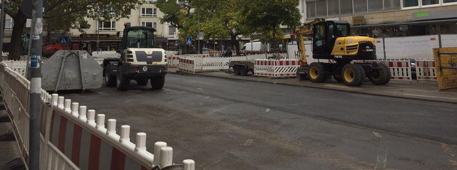 Diese Umleitungen erwarten Euch in Wiesbaden in dieser Woche