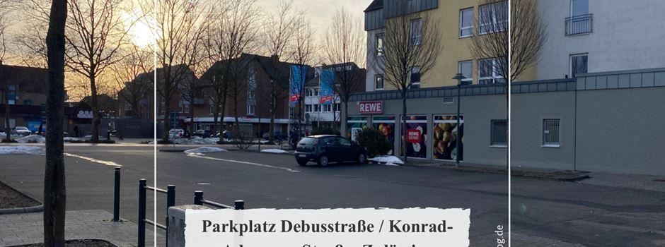 Parken künftig auf zwei Stunden begrenzt