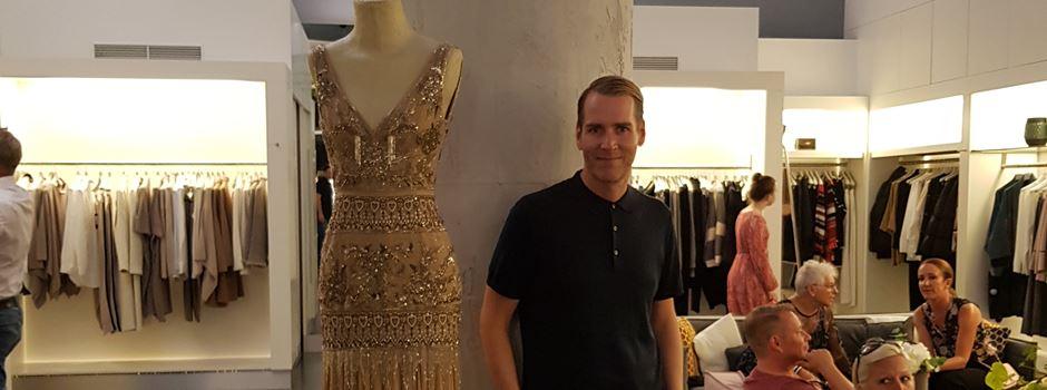 Daniel Thiel-Store feiert Eröffnung mit Promis und Party