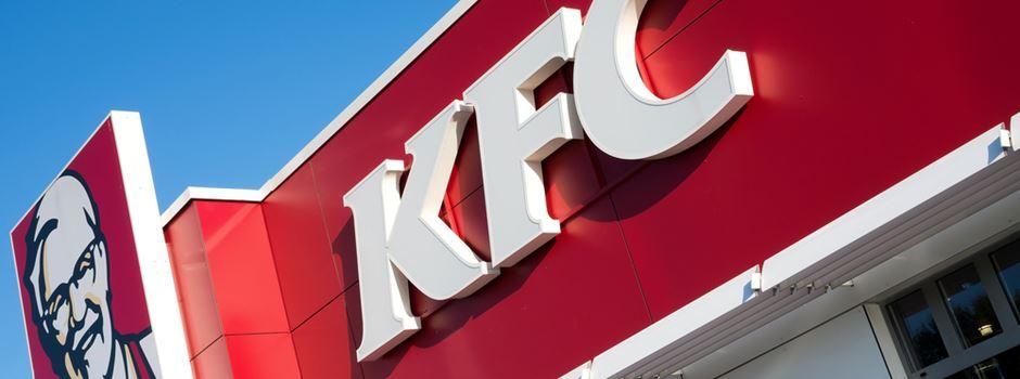 Abschlepp-Ärger beim KFC in Bretzenheim