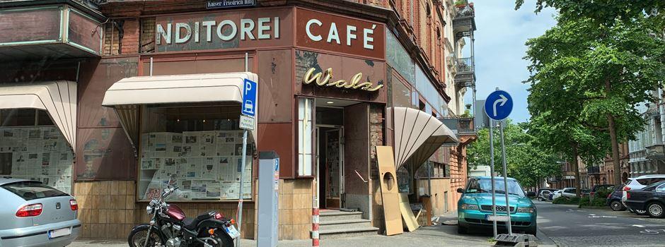 "Warum hat das ""Café Walz"" geschlossen?"