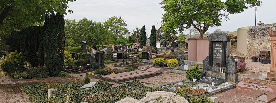 Arbeitskreis Friedhof in Oppenheim - mitmachen erwünscht!