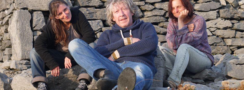 Sommer-Open-Air mit Comedy und Irish Folk am Schiffshebewerk