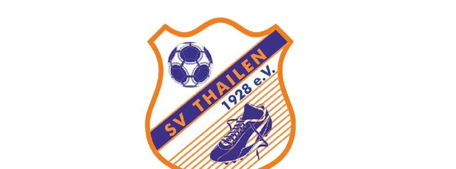 Zwei Wechsel beim SV Thailen