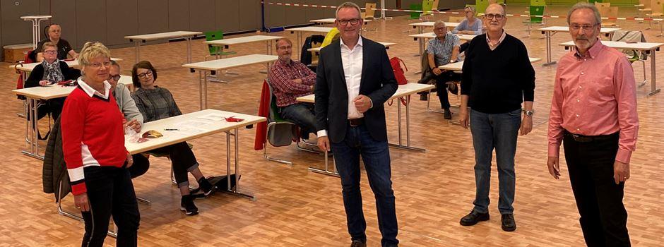 SPD Herzebrock-Clarholz unterstützt den unabhängigen Kandidaten Harald Loermann