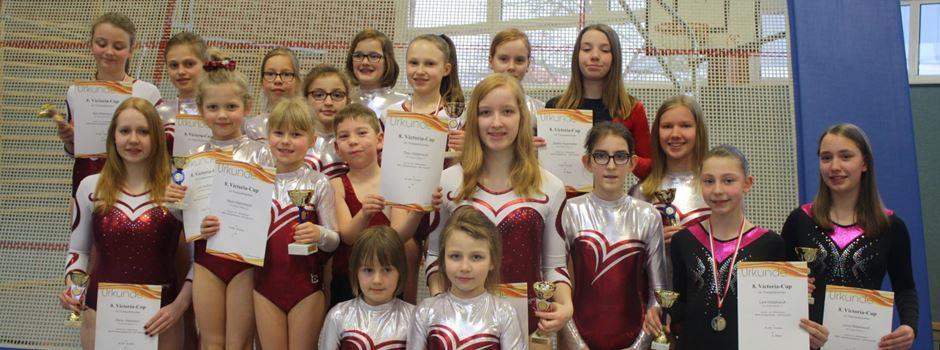 Zweiter Platz beim 8. Victoria Cup für die Clarholzer Mannschaft