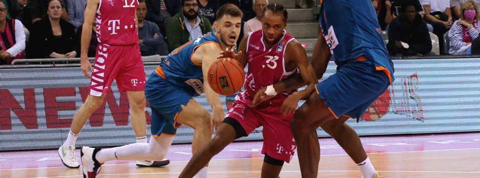 Telekom Baskets Bonn: Sieg in letzter Sekunde