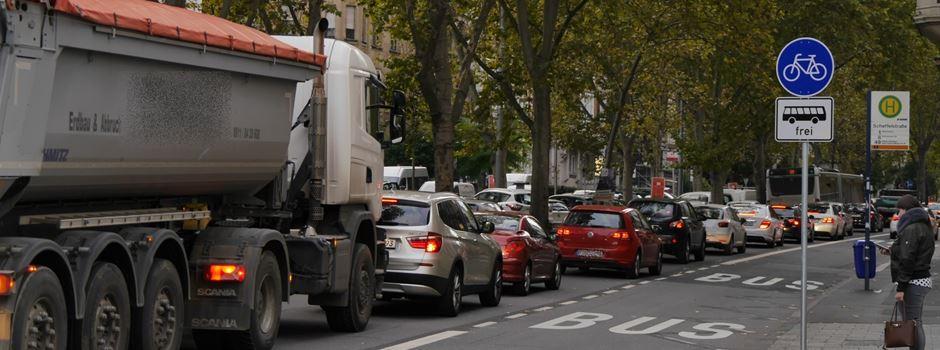 Schadstoffe in der Luft: Wie schmutzig ist es in Wiesbaden?