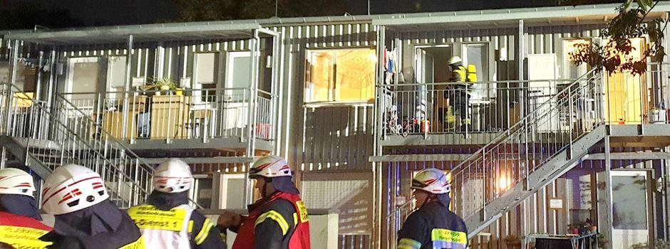 Ranzel: Frau verletzte sich bei Küchenbrand