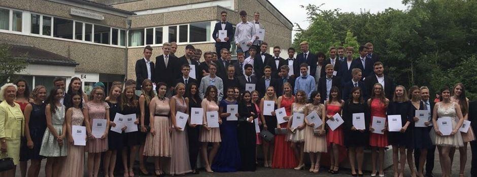 Abschlussjahrgang der von-Zumbusch-Realschule Herzebrock