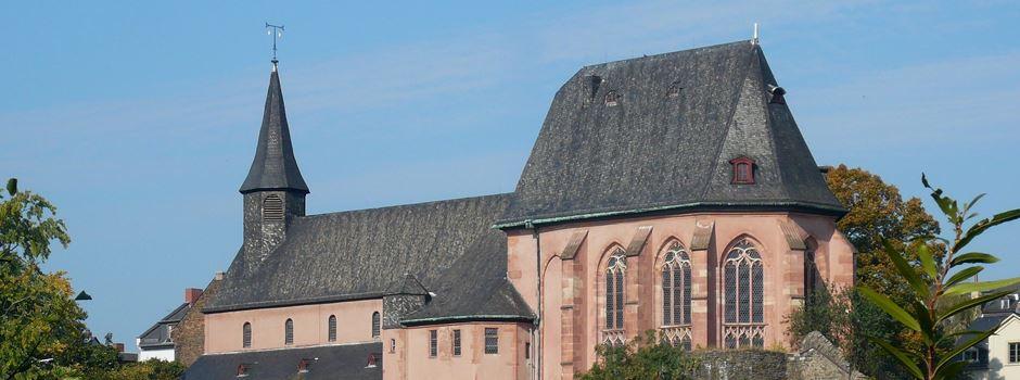 Frankfurts ältestes Bauwerk - ein Stück Geschichte in Höchst