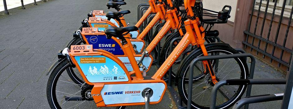 So hat sich das Wiesbadener Fahrrad-Verleihsystem im ersten Jahr entwickelt