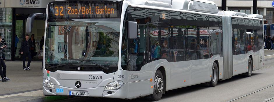 Bus und Tram fahren wieder normal