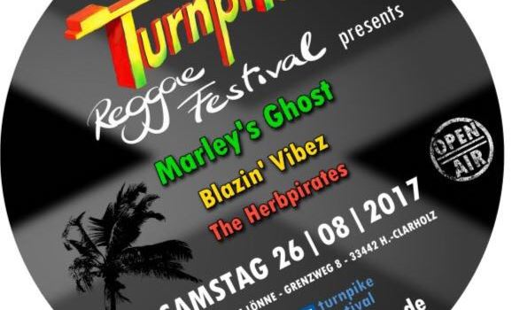 Turnpike Reggae Festival in Herzebrock Clarholz
