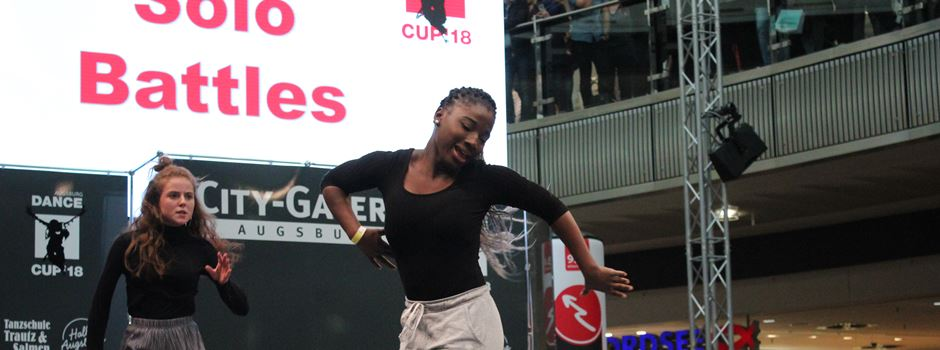 Dance Cup'18 – Step up to the City-Galerie