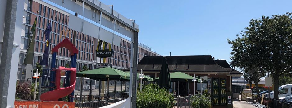 Warum McDonald's in der Mainzer Straße geschlossen ist