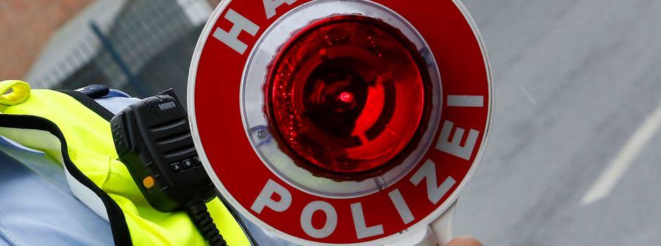Jugendlicher (16) liefert sich Verfolgungsfahrt mit Polizei