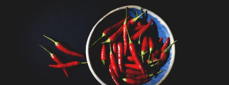 Hot & spicy - 5 Locations für echte Geschmacksexplosionen