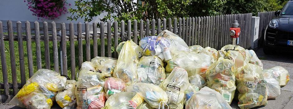 Falscher Müll in Biotonne: Das droht Mainzern im schlimmsten Fall