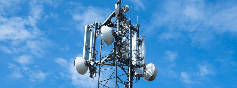 Einschränkungen des Mobilfunknetzes
