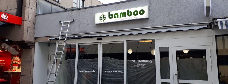 Neues Restaurant in Mainzer Fußgängerzone