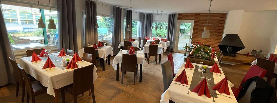 """Nach Großbrand: Restaurant """"Grün-Weiß Mainz"""" eröffnet wieder"""