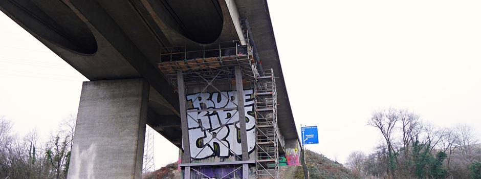 Sicherheitsbedenken: Salzbachtalbrücke bleibt länger zweispurig