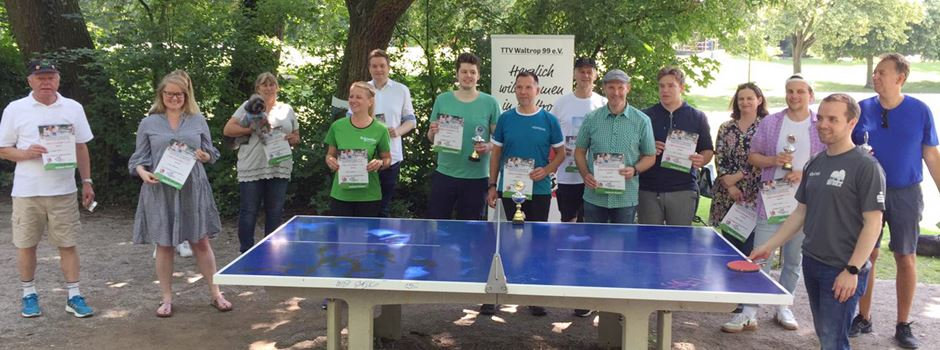 """2. Moselbach-Tischtennis-Cup """"Spezial"""" war ein durchschlagender Erfolg"""