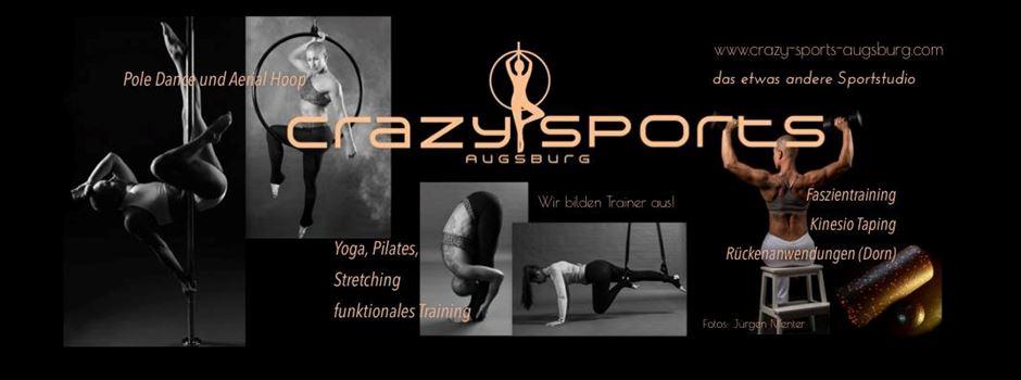 CrazySports Augsburg - Das etwas andere Sportstudio