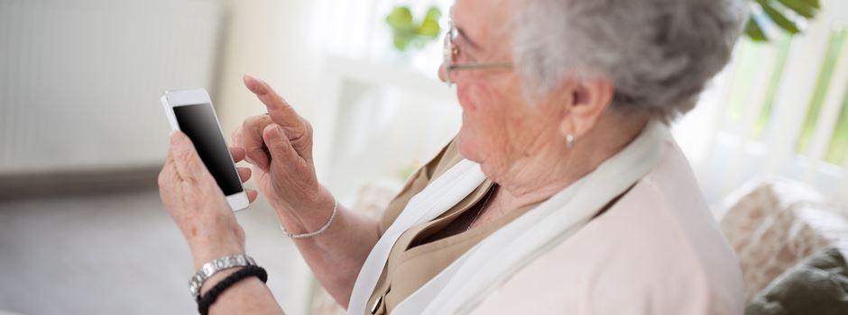 Wie Technik den Alltag von Wiesbadener Senioren erleichtert